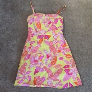 Lilly Pulitzer Dresses - EUC white tag Lilly Pulitzer dress size 4